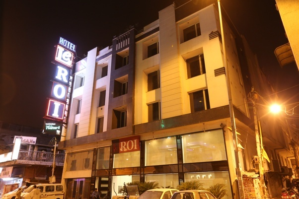 The Hotel Is In Close Proximity To Rama Krishna Ashram Marg Metro Station And Provides Easy Access All Of New Delhi