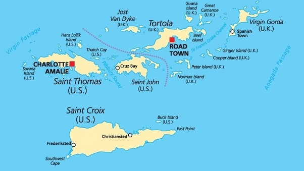 What are the best Caribbean islands for island hopping? - Quora