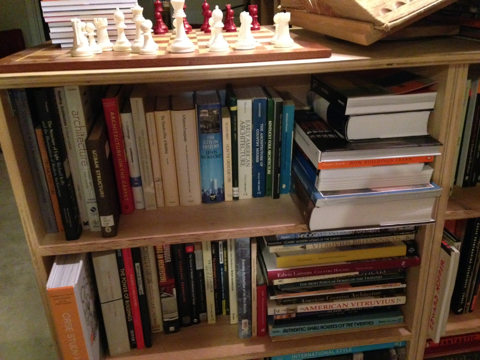Given That Shorter Shelf Spans Are Generally Stronger Will