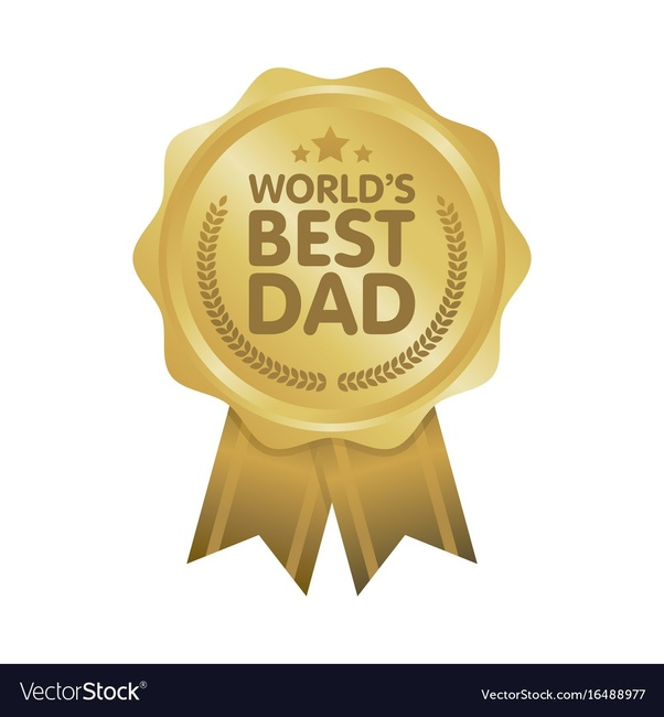 I want to give a speech on the day of my dad's retirement