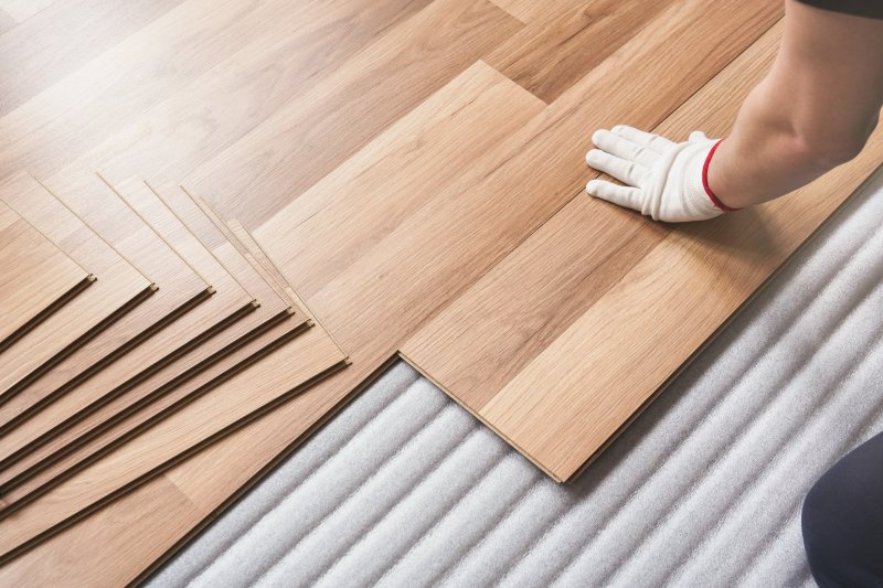 Make Laminate Flooring Water Proof, Making Laminate Flooring Waterproof