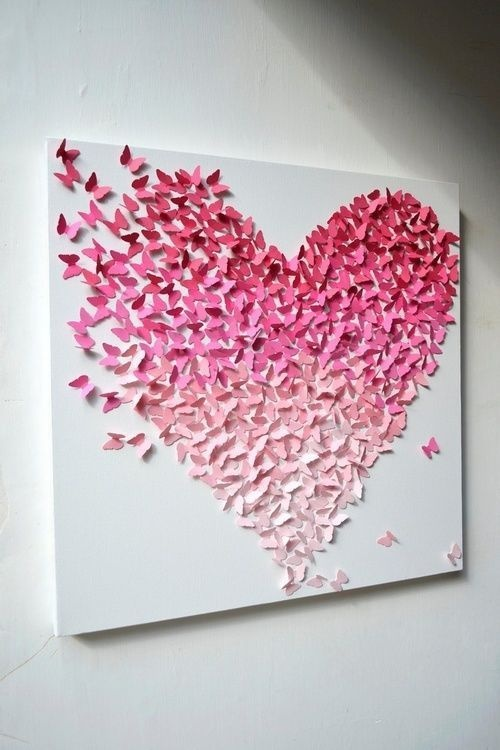 You can make a valentine heart tree for decorating your house. It is very easy to make. & What are the perfect decorating ideas on Valentineu0027s Day? - Quora