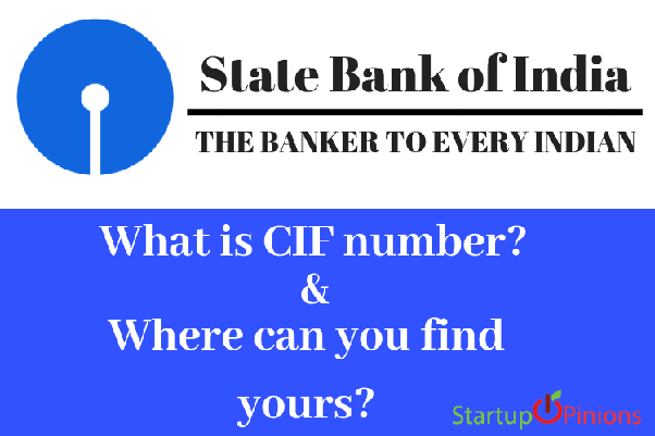 How to get a CIF number - Quora