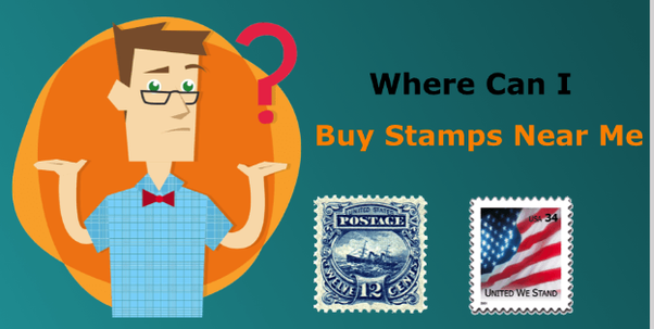 Where Can I Buy Postage Stamps In A Store Quora