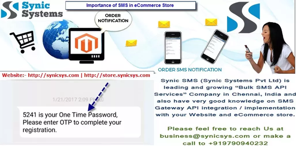 Which SMS gateway is good for a business in India? - Quora
