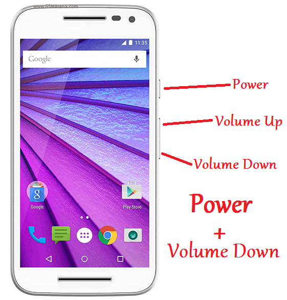 How to take a screenshot in a moto g3 quora taking screenshot in any android smartphone are in a same way for moto g3 we can take the screenshots in the same way we do in moto g 1st generation and ccuart Gallery