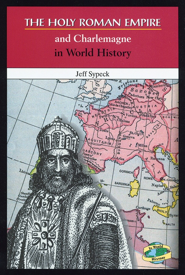 How did Charlemagne successfully unify the majority of the