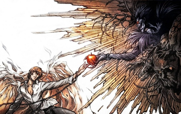 What Are Some Examples Of Symbolism In Death Note Quora