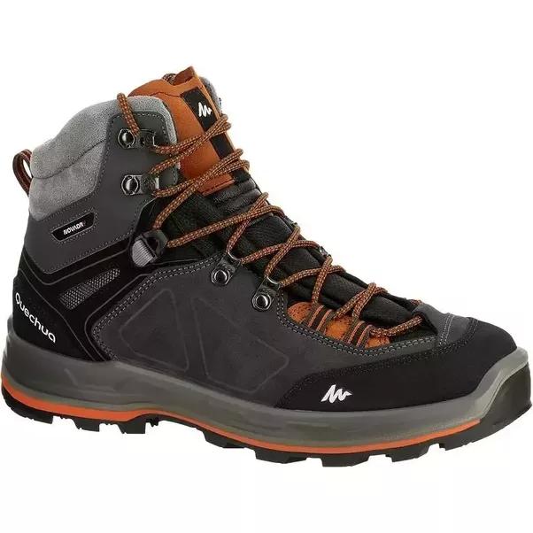 Decathlon Hiking Shoes