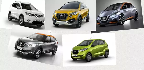Which Nissan and Datsun Cars are coming in India in 2017? - Quora