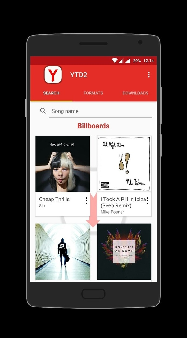 how to download songs in android without app
