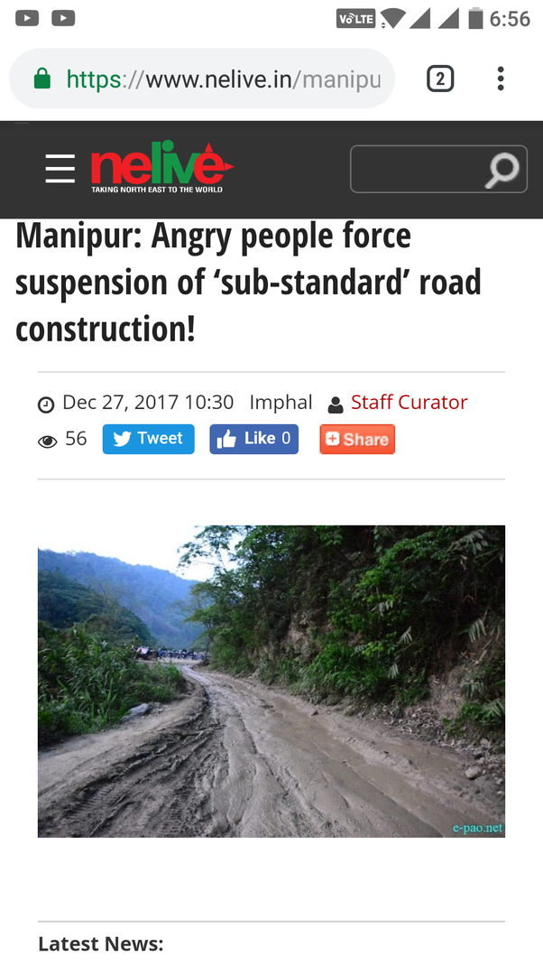 What are the problems in Manipur? - Quora