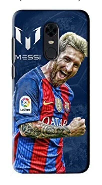 the latest 9eead 97440 Where can I get a Messi case cover for the Redmi Note 5? - Quora