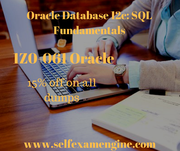 What is the best way of preparation for Oracle SQL 12c (1z0