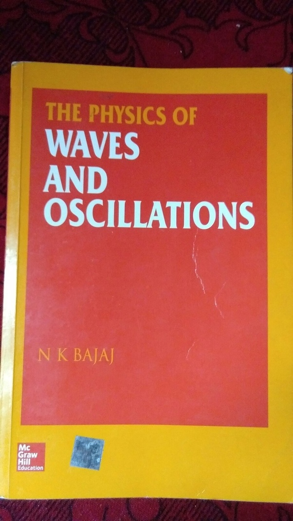 Which is the Best recommended book for bsc physics 1st year