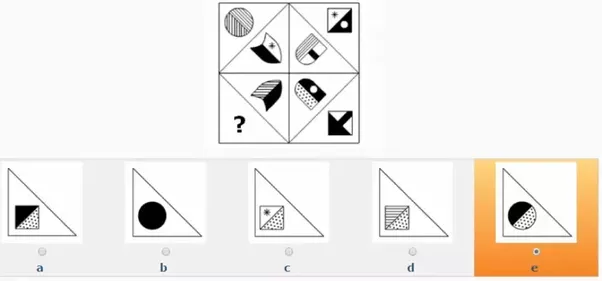 What are the solutions for these inductive reasoning questions in im attaching all the correct answers first image is the shl report from practice tests shl direct is possible to take the same test ccuart Image collections