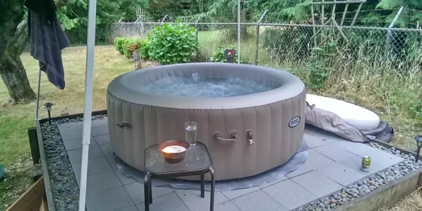 What Is An Inflatable Hot Tub Quora