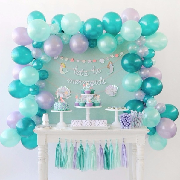 Balloon Arch Will Make Your Dessert Table Stand Out