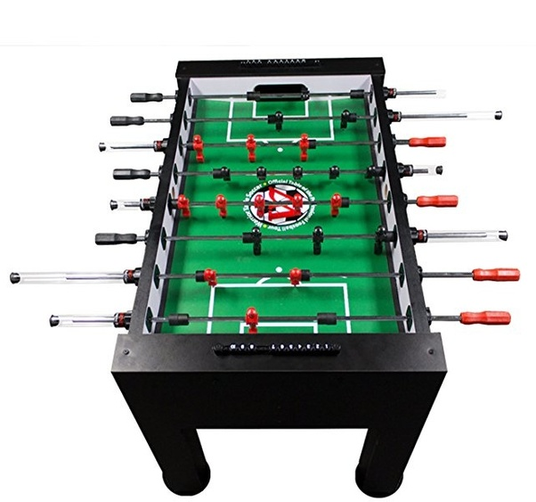 What Is The Best Foosball Table For Under Quora - How much does a foosball table cost