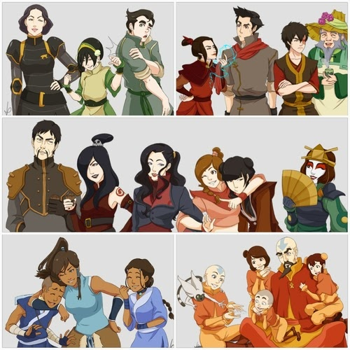 Which show do you like better: Avatar: The Last Airbender ...