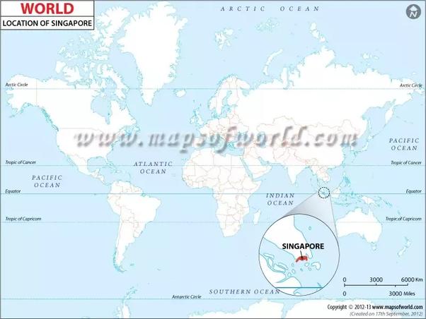 Where is Singapore?   Quora