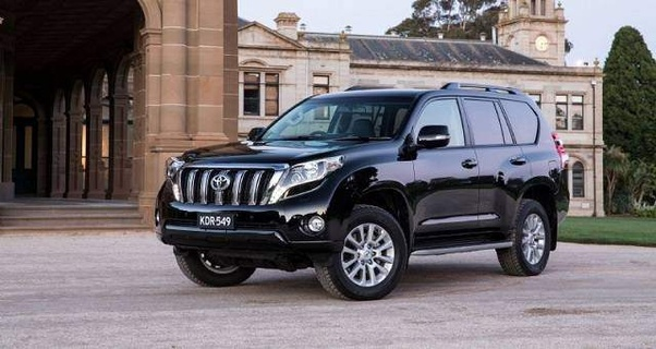 What is the difference between Toyota Land Cruiser and