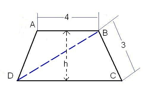 Quadrilateral abcd has ab parallel with cd bc3 and ab4 what is quadrilateral abcd has ab parallel with cd bc3 and ab4 what is the area of triangle abd ccuart Images