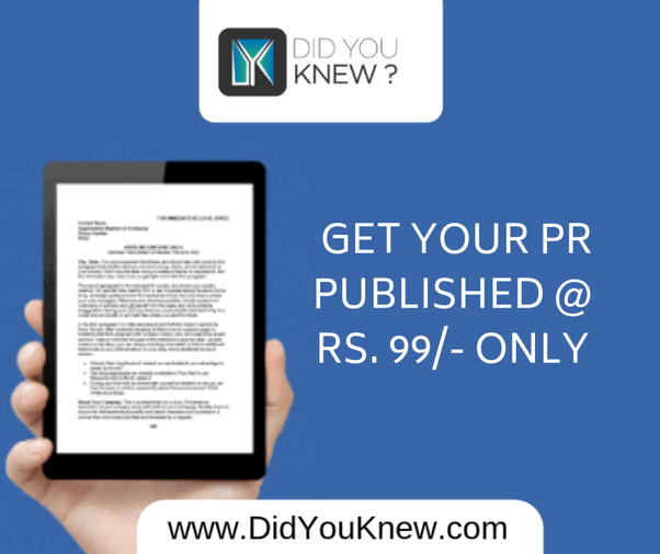 What are the best press release websites in India? - Quora