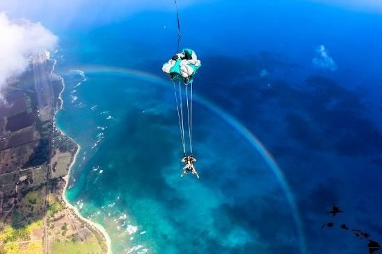 Which is the best country for skydiving considering the ...