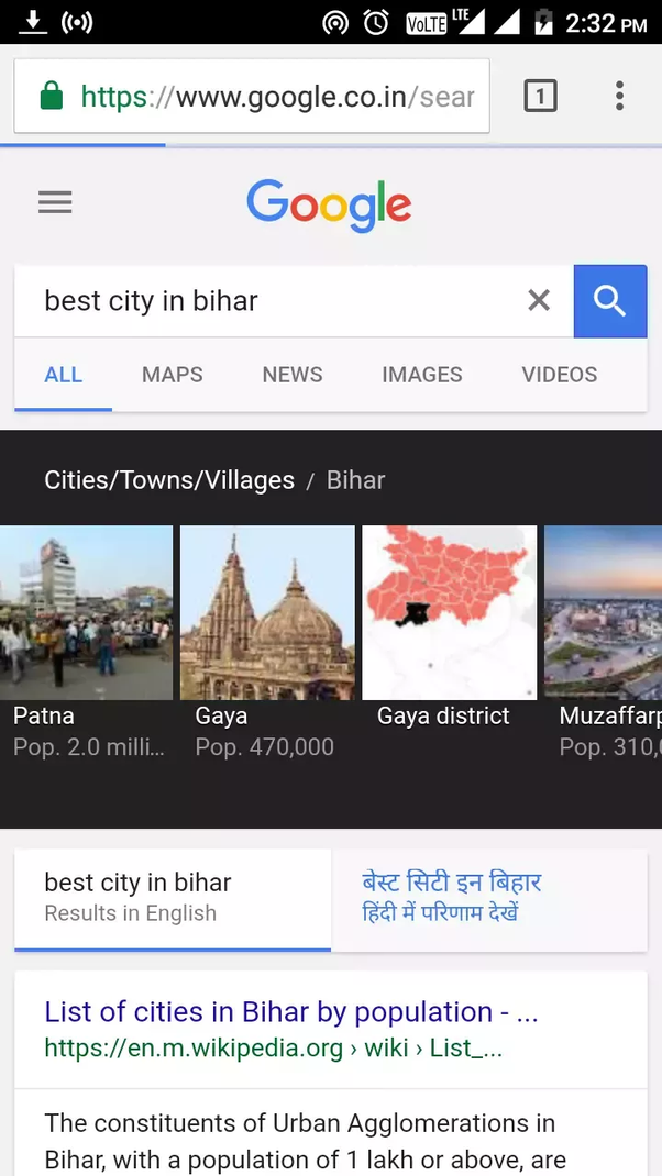 Which is the best city in Bihar? - Quora