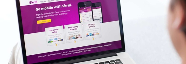 Which online stores are accepting Skrill as a payment method?