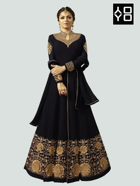 af210d5cdf YOYO Fashion -India's Best Online store for Indian Ethnic Wear. You Can Buy  Latest designer Anarkali Dress, and Anarkali Salwar suits at affordable  price.