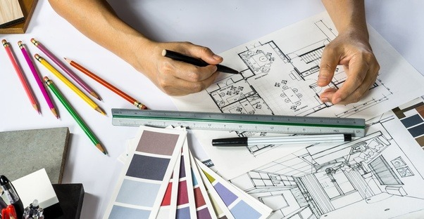 Which are the top institutes or colleges for interior design in