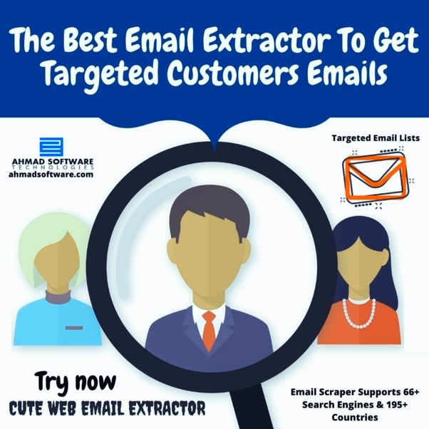 Email Extractor - Email grabber - Email Scraper