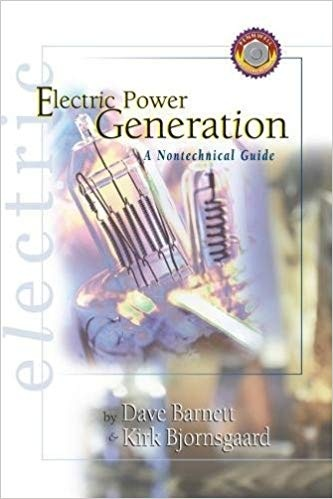 Electrical Power Generation Book