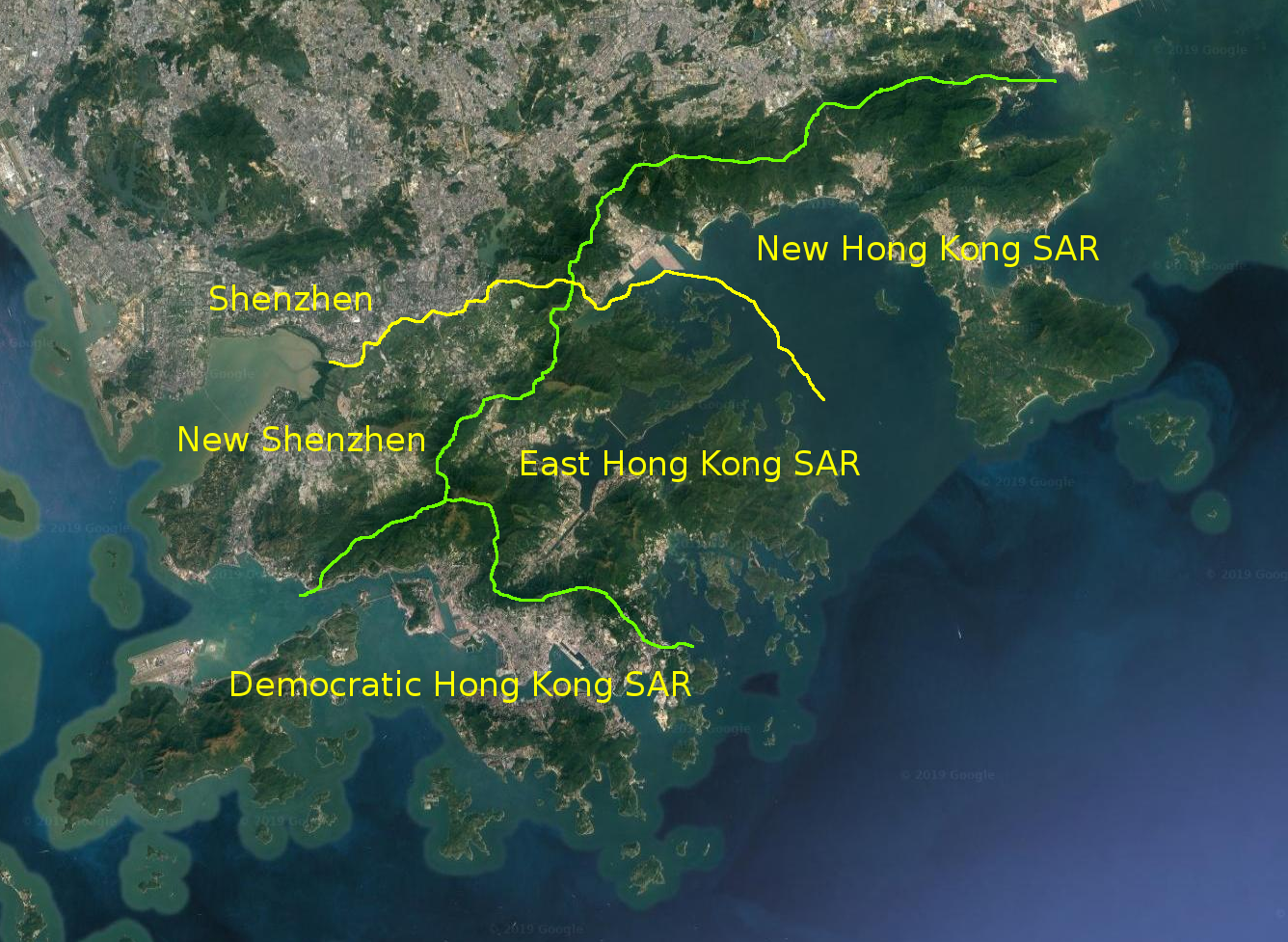 One Country Two Systems What Will Happen To Hong Kong After 2047