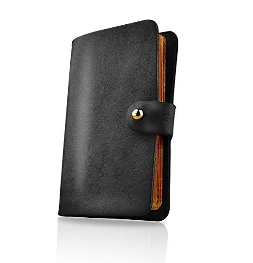 card holder italian wallet is the best for large number of cards the minimal style makes the wallet comfortable for front pocket to carry cards - Best Card Holder Wallet
