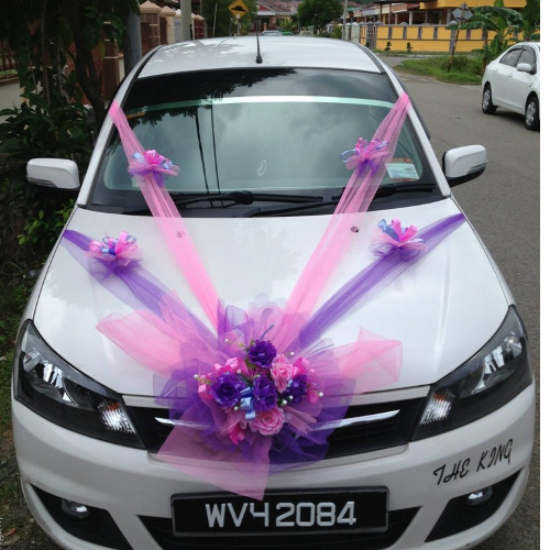 What Are The Best Just Married Car Decorations And Ideas