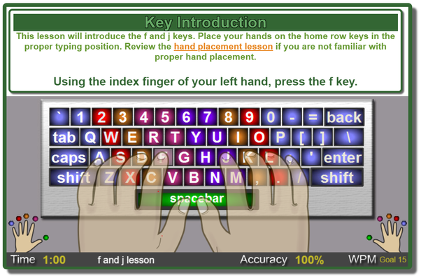 What are some good keyboard typing teaching software? - Quora