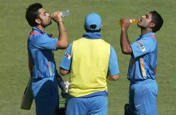 Is It True That Virat Kohli Drinks Water 600 Litre Or Is