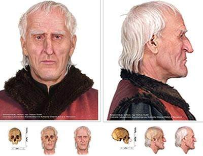 Facial Reconstruction Of Historical Figures