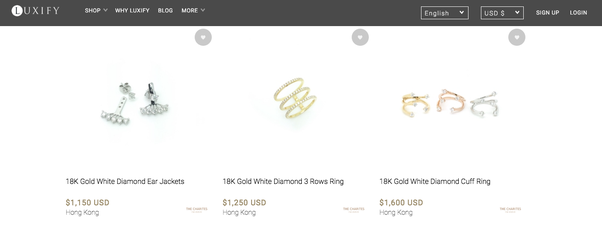 What Is The Best Way To Sell Precious Jewelry Online Quora - Free invoicing online jewelry store
