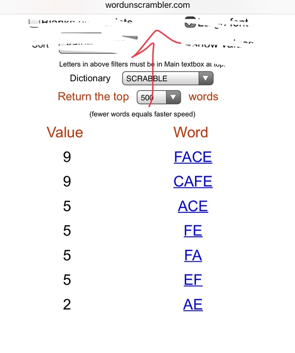what is a four-letter word using c, a, f, e? - quora