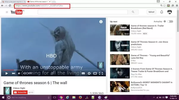 What is the best way to download youtube videos for free quora append ss to the link where youtube word starts as i have shown below ccuart Choice Image