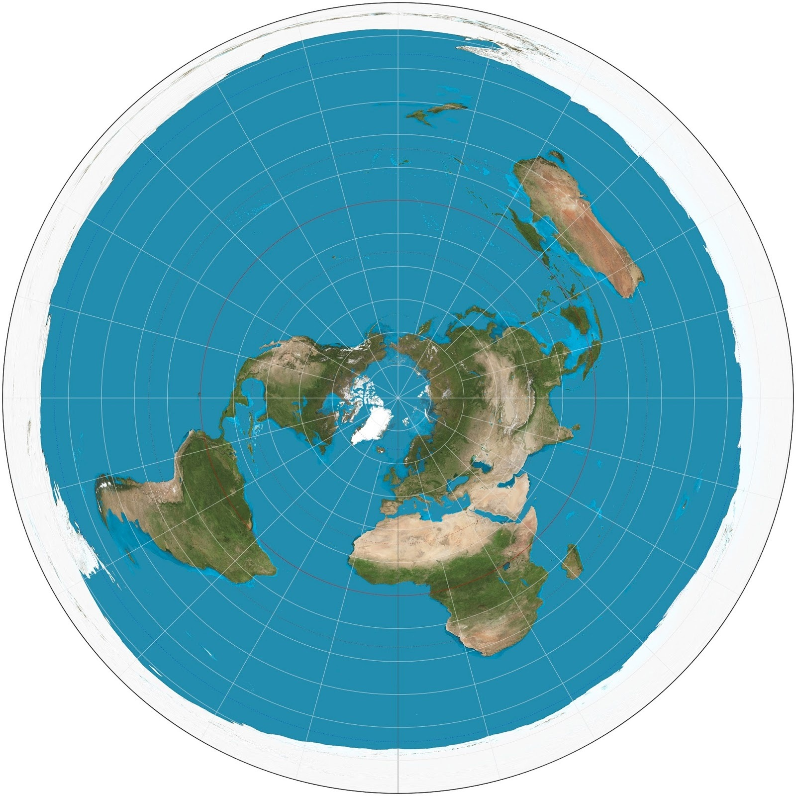 Official Flat Earth Map.Do You Have A Picture Of A Flat Earth World Map Quora