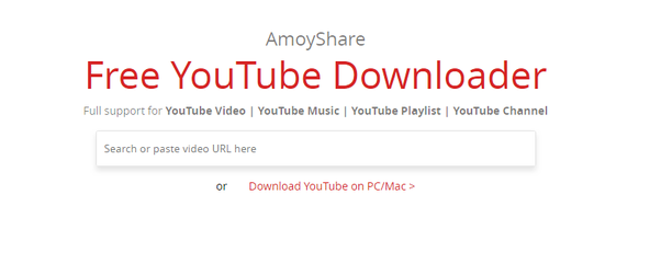 What are some safe websites from downloading YouTube videos