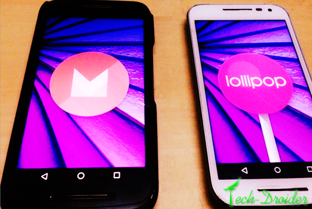 How to turn off the camera shutter sound in moto g3 with android M