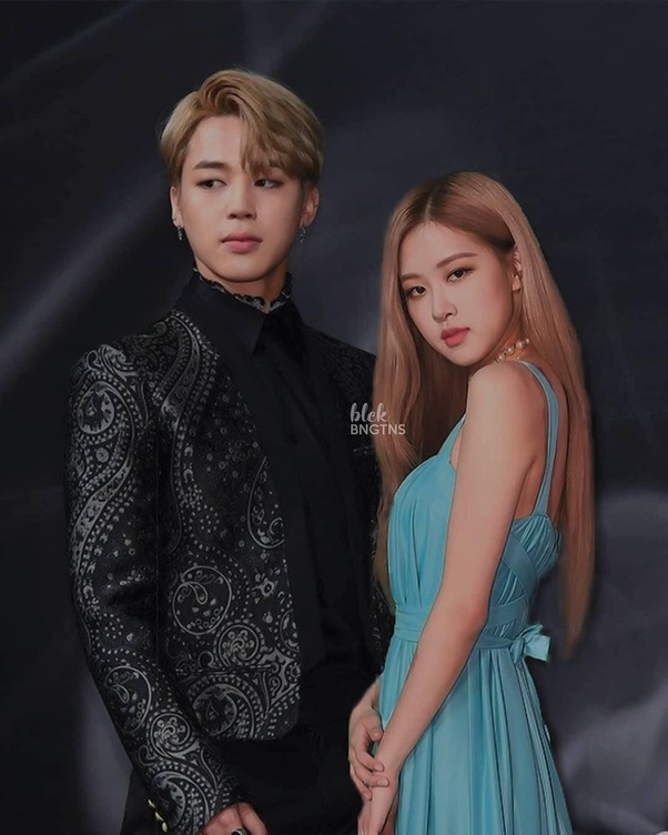When Did Bts Jimin And Blackpink S Rose Break Up In 2020 Quora