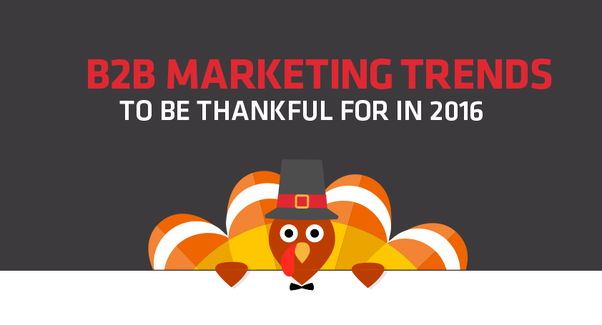 What are the best marketing strategies for B2B for 2016 ...