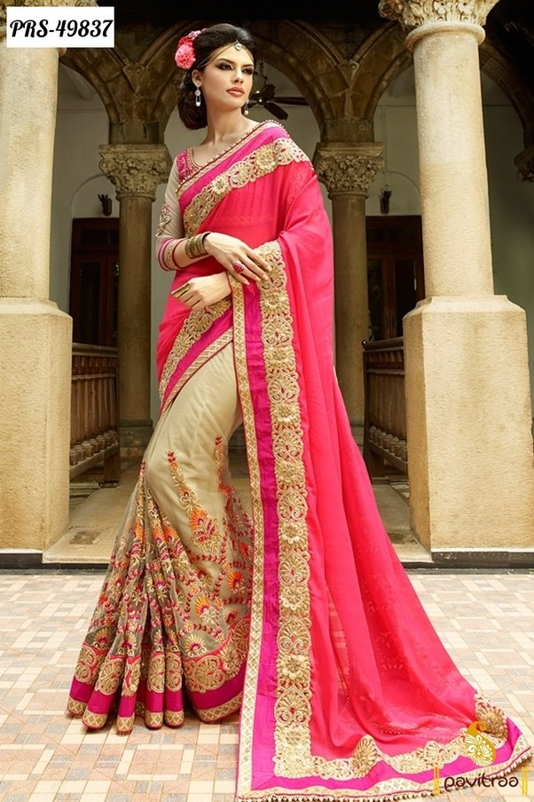 Which is the best online store to buy traditional designer sarees ...